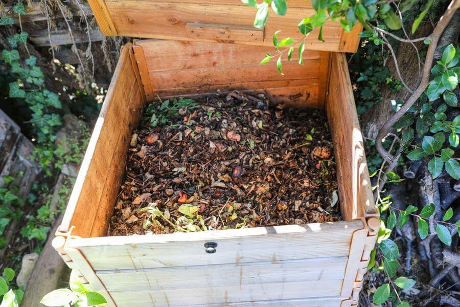 Compostez vos déchets etécupérer de la matière organique